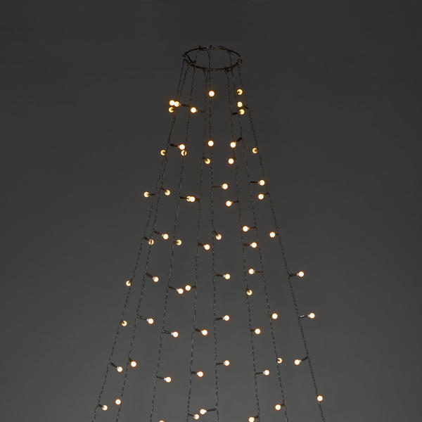 Konstsmide LED Baummantel (6327-800)