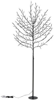 Juskys Kirschblüten Lichterbaum 200 cm (51192)
