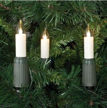 Rotpfeil QuickFix CANDLE LED-Schaftlampe E14 15-teilig warmweiß (019-316)