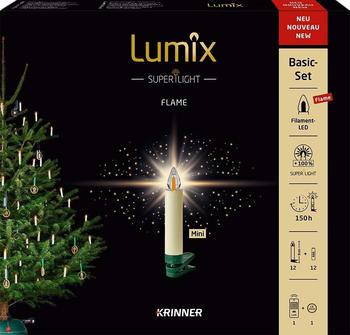 krinner-lumix-superlight-flame-basis-12er-elfenbein-77122