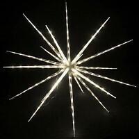 FDL Lights LED-Stern Feuerwerk 60cm warmweiß (6899)