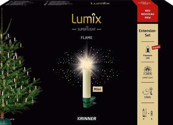 krinner-lumix-superlight-flame-erweiterungsset-6er-elfenbein-77132
