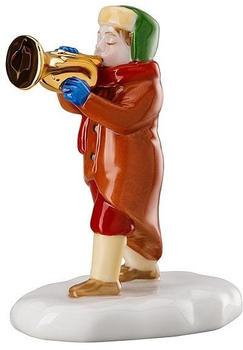 Hutschenreuther Weihnachtsmarkt Trompetenspieler (02413-727312-87042)