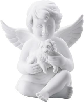 rosenthal-engel-mit-hund-14cm