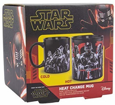 Paladone Star Wars 9 Changing Mug