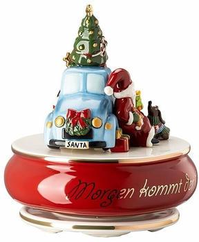 Hutschenreuther Spieluhr 2020 Morgen kommt der Weihnachtsmann (02451-727208-27411)