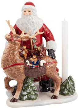 Villeroy & Boch Christmas Toys Memory Santa mit Hirsch (1486026549)