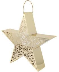Villeroy & Boch Christmas Decoration Stern S gold (3593940004)