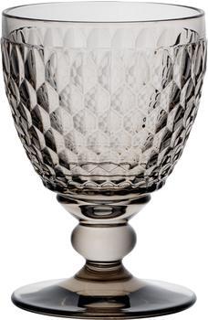 Villeroy & Boch Boston Coloured Rotweinglas smoke 300 ml