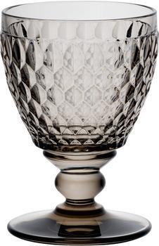 Villeroy & Boch Boston Coloured Weißweinglas smoke 230 ml