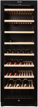 Saro Weinkühlschrank mit Umluftventilator WK 162