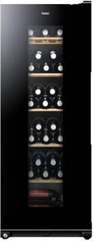 HAIER WS59GAE Weinklimaschrank für 59 Flaschen, EEK A