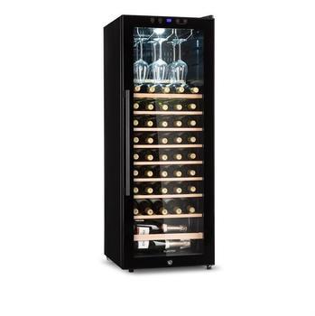 klarstein-barossa-54s-weinkuehlschrank-148-l-54-flaschen-glastuer-touch-led-schwarz