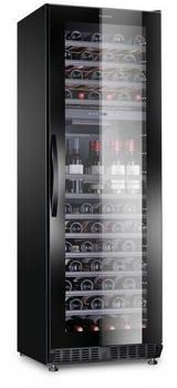 Dometic MaCave S117FG Weinkühler Freistehend Schwarz 165 Flasche(n) Weinkühler mit Kompressor B