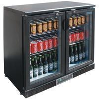 POLAR Barkühlung mit Klapptüren 160 Flaschen