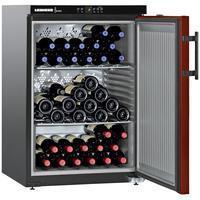 Liebherr WKR-1811-22 Weinkühler Freistehend Schwarz 66 Flasche(n)