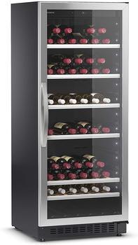 Dometic C101G Weinkühlschrank schwarz/edelstahl