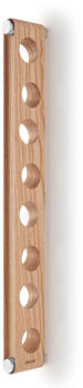 Eva solo Nordic Kitchen Wand-Weinregal Eiche