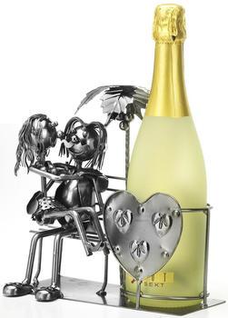 Home Affaire Weinflaschenhalter »Liebespaar«
