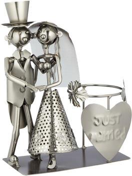 spetebo-weinflaschenhalter-aus-metall-motiv-brautpaar