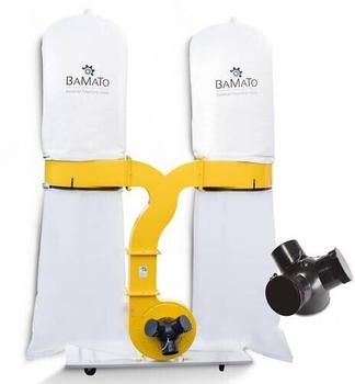 BAMATO AB-3900 400V mit Y-Adapter
