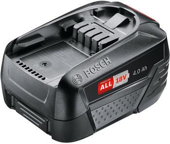 Bosch PBA 18 Volt 4,0 Ah W-C (1600A011T8)