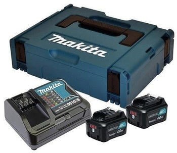 Makita Power Source Kit 2x BL1041B 12V / 4Ah