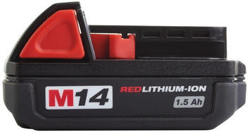 Milwaukee M14 B Red 14,4V 1,5Ah