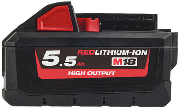 Milwaukee High Output M18 HB5.5 18V 5,5Ah