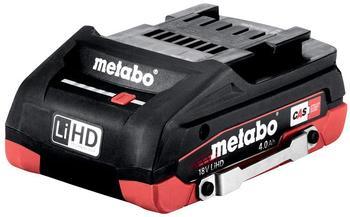 Metabo LIHD 18 V- 4,0 Ah (624989000)