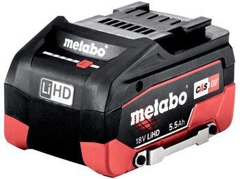 Metabo LIHD 18 V- 5,5 Ah (624990000)