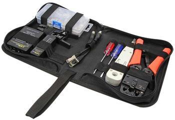 LogiLink Netzwerk Werkzeug Set 55-teilig