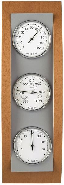 TFA Dostmann Domatic 20.1082.05 Buche/Aluminium