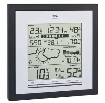 TFA Funk-Wetterstation Linea Plus