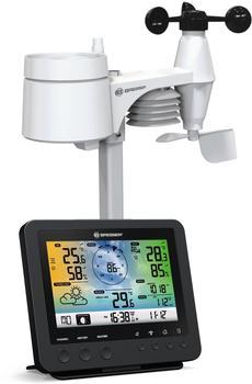 Bresser WLAN Farbwettercenter mit 5-in-1 Profi-Sensor