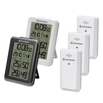 bresser-climatemp-io-thermo-hygrometer-schwarz-und-weiss