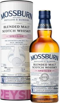 Mossburn Vintage Cask No.2 Speyside Whisky 46% 0,7l