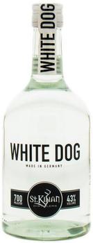 St. Kilian White Dog Destillat 43% 0,7l