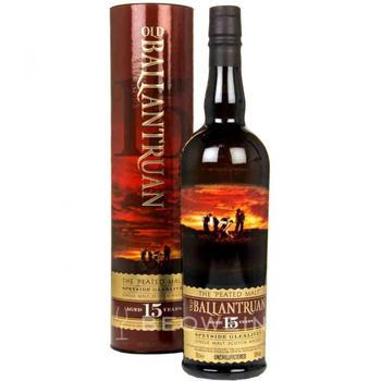 Tomintoul Old Ballantruan 15 YO Single Malt Whisky 50% 0,70l