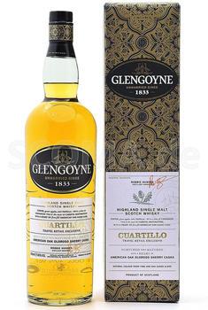 Glengoyne Cuartillo Single Malt Scotch 1,0l 40,0%