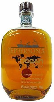 Jefferson's Ocean: Aged at Sea Bourbon Whiskey 45% 0,70l