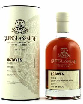 Glenglassaugh Octaves Classic Batch 2 0,7l 44%