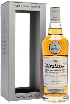 Strathisla 12 Years 40% 2006 Distillery Labels Speyside Single Malt Scotch 0,7l 43%