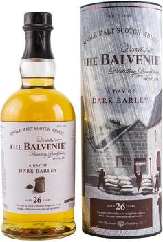 The Balvenie Single Barrel 26 Jahre 0,7l 47,8%