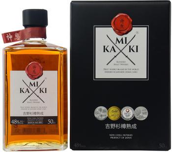 Kamiki Blended Malt Whisky 48% 0,5l