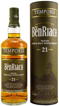 Benriach 21 Jahre Temporis Peated 46% 0,7l