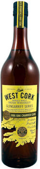 West Cork Single Malt Glengarriff Series Bog Oak Charred Cask 43% 0,7l