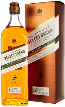Johnnie Walker Select Casks Rye Cask Finish 1,0l 46%