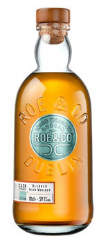 Roe & Co Cask Strength Limited Edition 2019 59.1% 0,7l