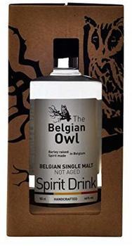 Belgian Owl Single Malt SPIRIT 0,5 l 46%